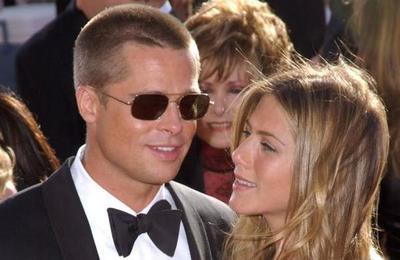 Esta sería la razón que volvió a unir a Jennifer Aniston y Brad Pitt