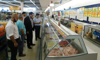 Municipalidad fiscalizará todos los supermercados de Coronel Oviedo – Prensa 5