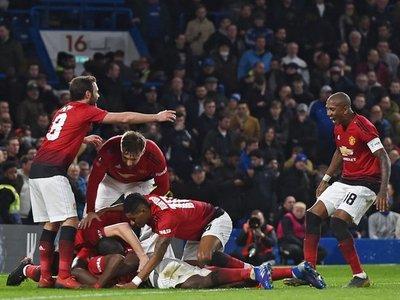 El United recupera la inercia y deja a Sarri en la cuerda floja