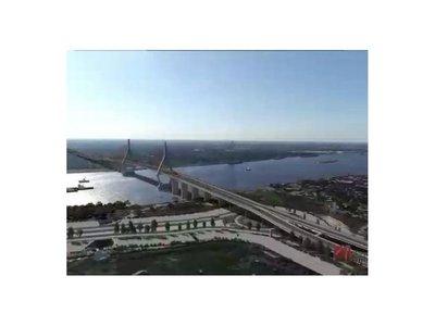 Futuro puente en Chaco'i genera polémica territorial