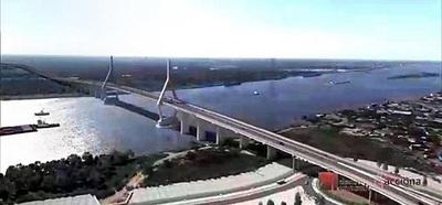 Inversión en puente Asunción-Chaco'i llega a USD 250 millones