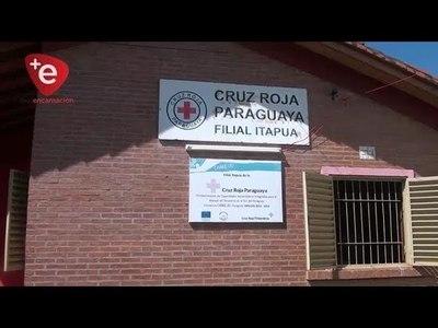 CRUZ ROJA CAPACITARÁ SOBRE RESCATE ACUÁTICO A SUS VOLUNTARIOS