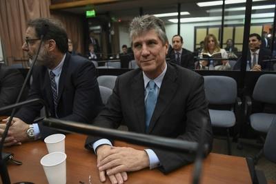 Exvicepresidente argentino Boudou vuelve a prisión por caso de corrupción