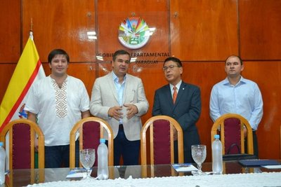 JICA y Gobernación firman un plan maestro para el desarrollo
