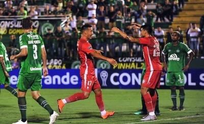 HOY / La Calera empata frente al Chapecoense y avanza en la Sudamericana