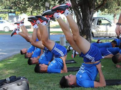 Albirroja se mide hoy a Chile en el triangular internacional