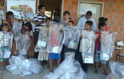 Alto Paraná: Se distribuirán 160 mil kits escolares