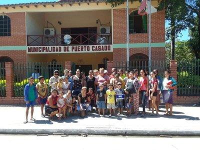 Catastro confirma legitimidad de tierras destinadas a mujeres