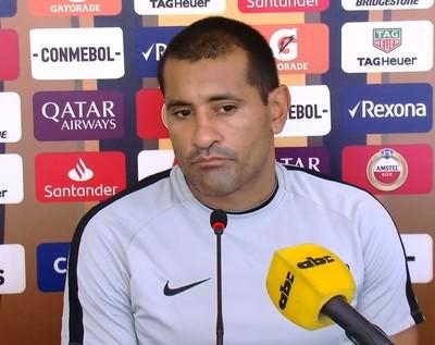 Paulo Da Silva apela a la condición de local