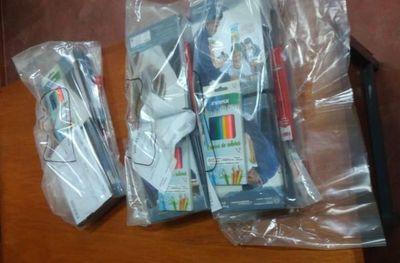 Kits, entregados en 100%