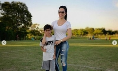 """Rossana Barrios Expuso El """"día Más Importante"""" De Su Hijo Mayor"""