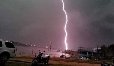 Pronostican tormentas en la zona norte del país