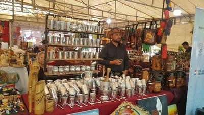 """Todo sobre bebida más popular del Paraguay está en la """"Expo Tereré"""""""