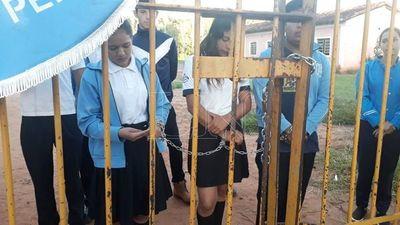 San Pedro: sigue toma de escuela y no inician las clases