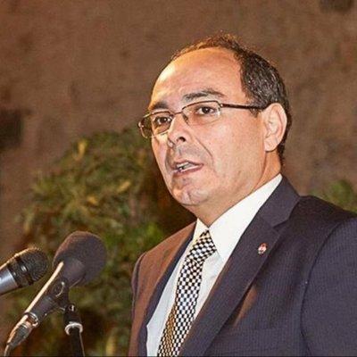 Rivas Palacios será el nuevo vicecanciller