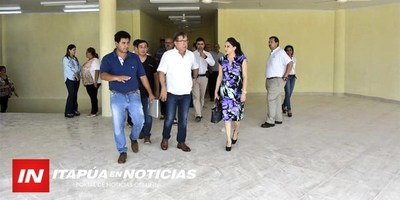 CNEL. BOGADO: CUENTA REGRESIVA PARA LA INAUGURACIÓN DEL PEDIÁTRICO MUNICIPAL.
