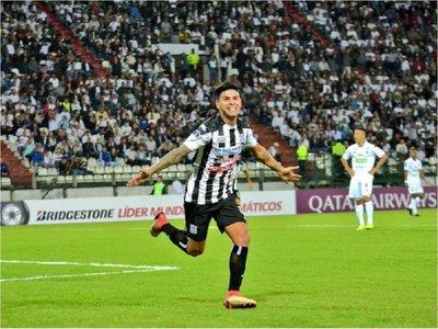¡Histórico! Santaní vence al Once Caldas y avanza en la Sudamericana