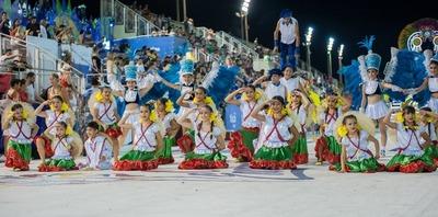 Mañana, última noche del Carnaval Encarnaceno 2019