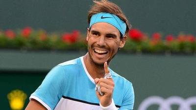 Nadal confiesa que se preocupa más por ser feliz que por ganar Grand Slams