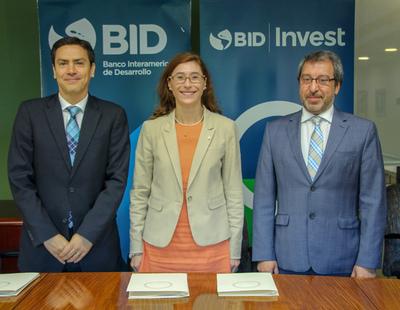 BID y AFD firman crédito para ampliar inversiones de las Pymes