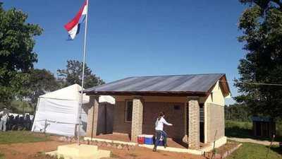 Increible!!!, ONG construye aula con 65 millones de guaranies.