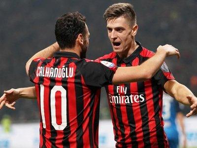 Piatek y Castillejo impulsan a un Milan implacable
