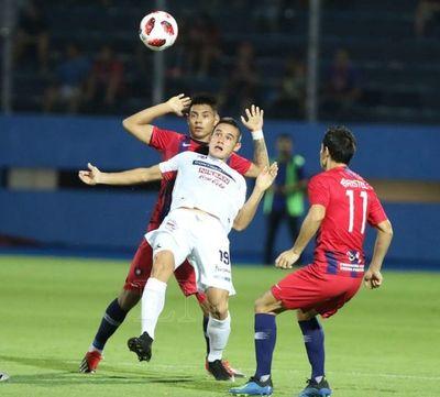 Cerro y Nacional igualaron a un gol