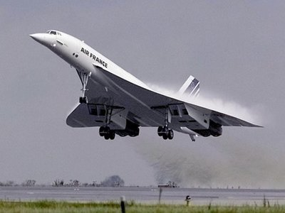 Se cumplen 50 años del primer vuelo del Concorde