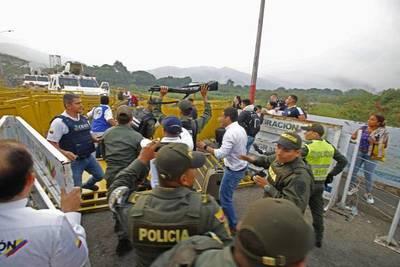 Aumentan las deserciones de la Guardia Nacional venezolana
