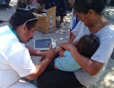 USF acercan atención a las comunidades en el Chaco