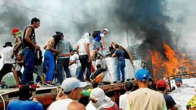 """HOY / Postura de Paraguay: """"No podemos entrar por la fuerza a Venezuela"""""""
