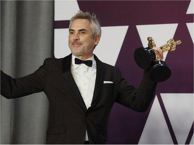 Gobierno mexicano celebra los Óscar de Roma