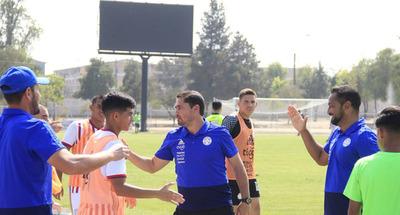 Ya están los 23 futbolistas convocados a la Albirrojita