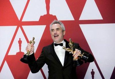 """""""Roma"""" consagra a mexicanos en Hollywood en tiempos de Trump"""