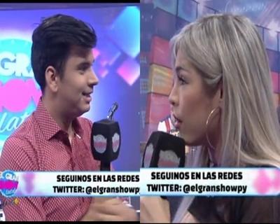 """Nadia Portillo """"levantó la voz"""" en nombre de cumbieros paraguayos"""