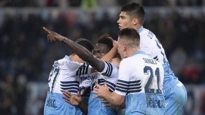 Para espantar yeta: Lazio contrató un cura exorcista