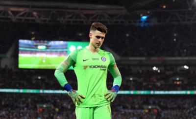 HOY / Chelsea sanciona a Kepa sin una semana de sueldo y Sarri pasa página