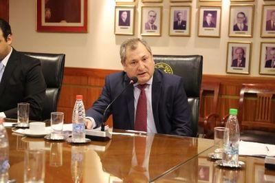 Eugenio Jiménez Rolón es nuevo Presidente de la Corte Suprema de Justicia