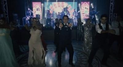 """El divertido e imperdible """"backstage"""" de la boda de Carlos Báez"""