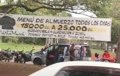 Universidad Maria Serrana genera caos