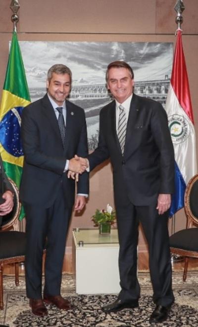 Stroessner en el discurso de Bolsonaro
