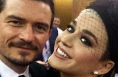 La romántica petición de matrimonio de Orlando Bloom a Katy Perry en un helicóptero