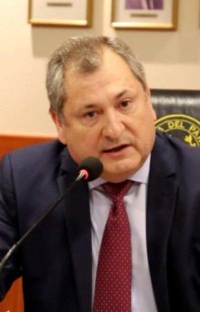 Jiménez Rolón es el titular de la CSJ