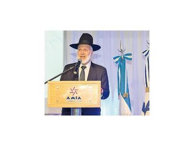 Rabino  sufre  violento ataque en Argentina