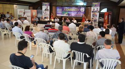 """La Expo Canindeyú tendrá este año el componente """"Internacional"""" con mayor tecnología e innovación"""