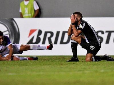 Atlético Mineiro cumple y será rival de Cerro Porteño en el Grupo E