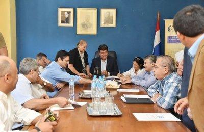PLRA baraja solicitar la pérdida de investidura de Enrique Bacchetta – Prensa 5