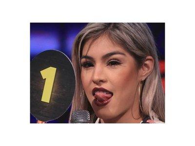 Nadia Portillo aplazó a Abelito y Miguelito