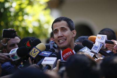 Guaidó vistará al Paraguay