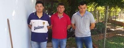 Fiscal antisecuestro imputa a tres policías y requiere prisión